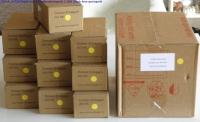 Ordner-Einlagen in BLAU - Großpackung mit 800 Stk
