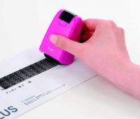 Datenschutz-Rollstempel inkl. 2 Ersatz-Farbrollen